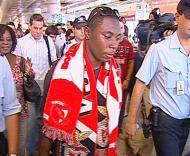 Freddy Adu no Benfica
