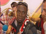Benfica: Freddy Adu já está em Portugal