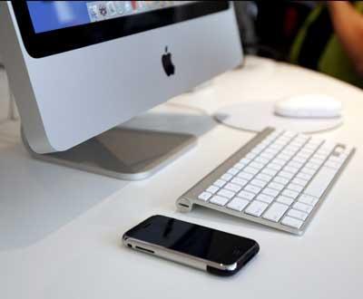 Apple apresentou novo computador (Foto Lusa)