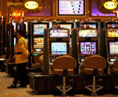 Maior casino do mundo (Carmo Correia/Lusa)