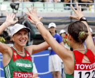Susana Feitor e Inês henriques nos 20 km marcha