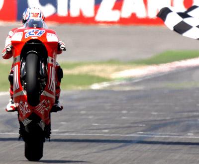 Stoner: MotoGP