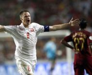 Portugal-Polónia, Euro 2008