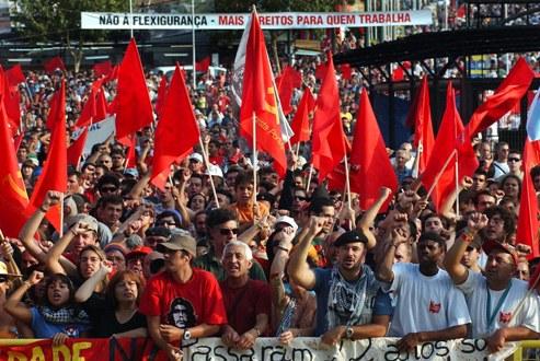 Festa do Avante (Mário Cruz/Lusa)