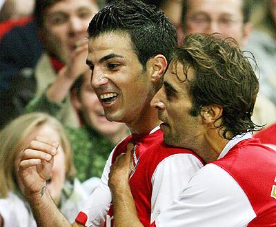 Arsenal: Fabregas