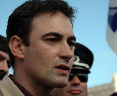 Paulo Rodrigues, presidente da Direcção Nacional da ASPP/PSP