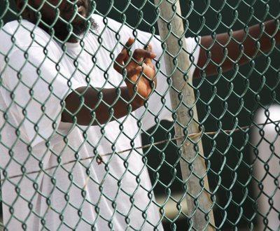 Visita a Guantanamo Bay (Foto EPA)
