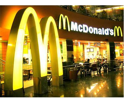 O acesso à internet é grátis na rede de fast food