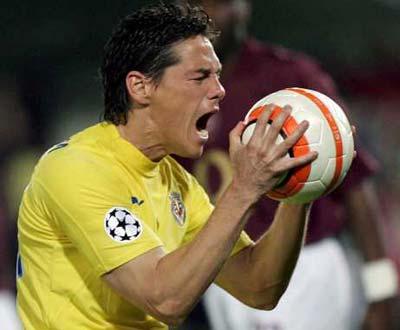 Villarreal vs Arsenal Guillermo Franco