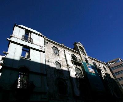 Prédios Devolutos em Lisboa