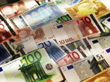 Dinheiro, euros