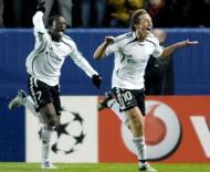 Rosenborg vence Valência