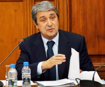 Pinto Monteiro (Mário Cruz/Lusa)