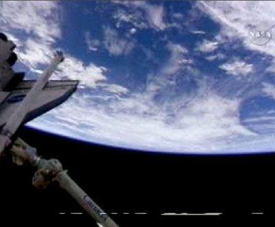 Fotos na Estação Espacial Internacional (EPA/NASA)