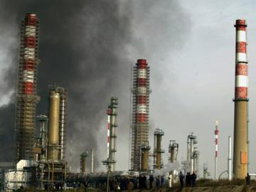 Explosão na refinaria de Leça da Palmeira faz dois feridos