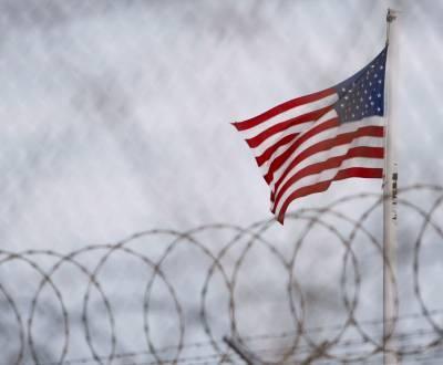 Prisão de Guantanamo (foto Lusa)