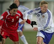 Finlândia vence Azerbaijão com polémica