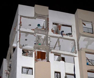 Explosão em Setúbal - Rui Minderico/Lusa