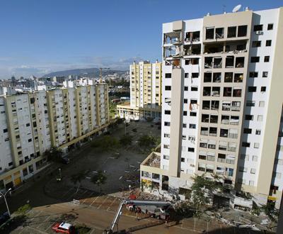 Explosão Setúbal - Foto Carlos Santos/Lusa