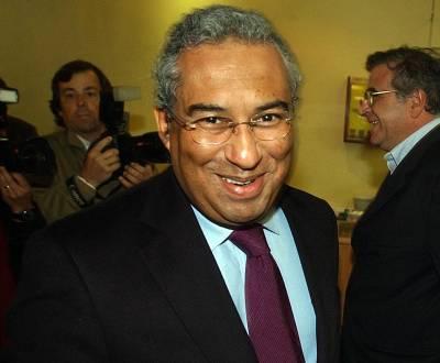 António Costa na Assembleia Municipal (Mário Cruz/Lusa)
