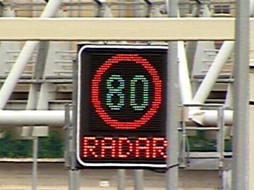 Governo quer mais radares nas estradas em 2008