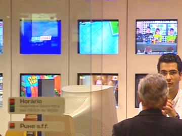 Televisão digital terrestre será realidade até 2012