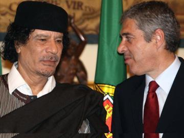 Cimeira: Portugal e Líbia assinam