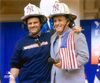 O antigo mayor de Nova Iorque, Rudy Giuliani [Arquivo]
