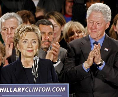 Hillary Clinton (foto Lusa)