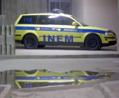 Viatura Médica de Emergência Rápida (VMER)