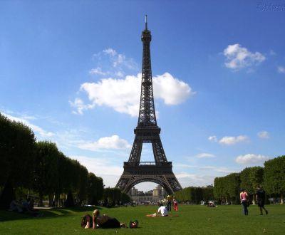 Torre Eiffel [Arquivo]