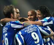 Raul Meirles, Bosingwa, Paulo Assunção, Bruno Alves e Lisandro