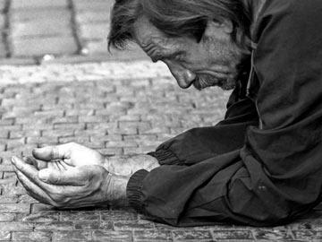 Pobreza: 18% dos residentes do pais em risco