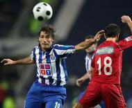 Porto-Aves: Farias, a figura do jogo (Foto Lusa)