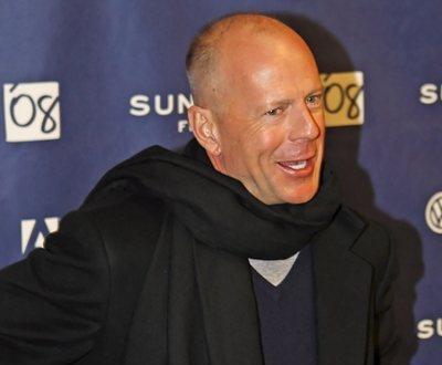 Bruce Willis no Festival Sundance