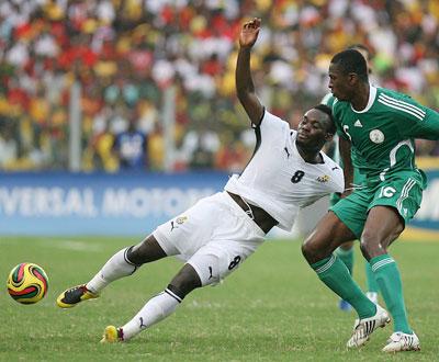 Gana-Nigéria