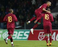 Portugal vence Escócia (sub-21)