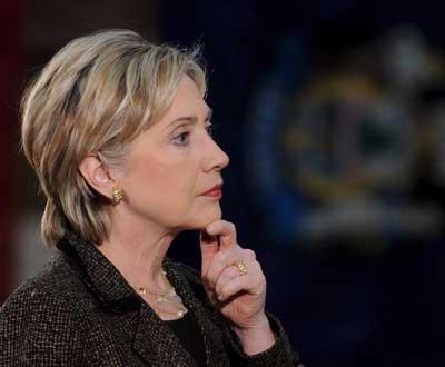 Hillary Clinton [EPA/Lusa]