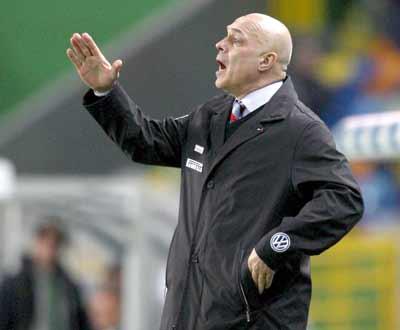 Christian Gross, treinador do Basileia
