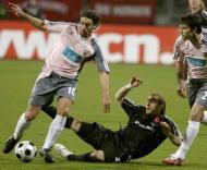Benfica-Nuremberga (EPA/GEORGIOS KEFALAS)