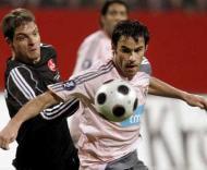 Nuremberga-Benfica (EPA/DANIEL KARMANN)