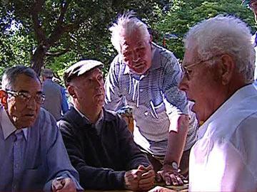 População portuguesa está a envelhecer