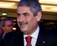 Luís Filipe Vieira na Gala do Benfica