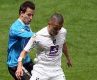 Ghilas e João Pereira, Sp. Braga vs V. Guimarães (João A. Miranda/LUSA)
