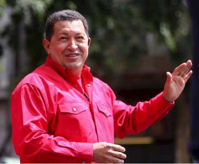 Hugo Chávez, presidente da Venezuela - Foto Lusa/EPA