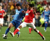 Benfica-Getafe, 1-2 (Foto Lusa)
