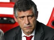 Fernando Santos reage à demissão de Camacho
