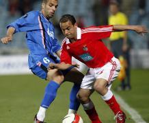 Getafe elimina Benfica da UEFA