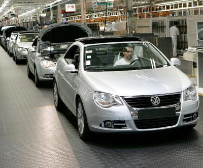 Eos na Autoeuropa