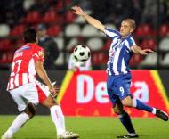 Nuno Silva e Lisandro Lopez, Leixões vs F.C. Porto